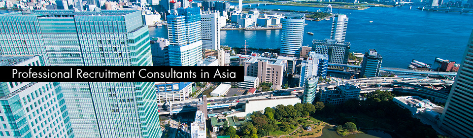 Professional Recruitment Consultants in Asia