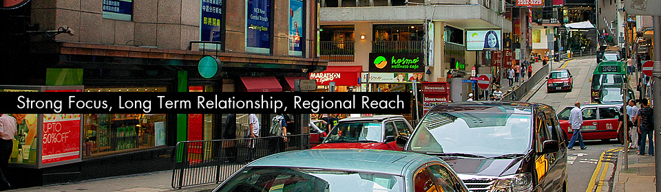 Strong Focus, Long Term Relationship, Regional Reach